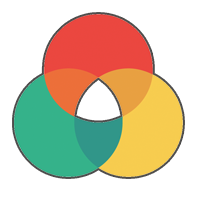 Venn diagram icon - Individualized Recommendations in Context